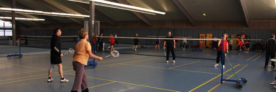 9. Badminton-Firmenteam-Turnier
