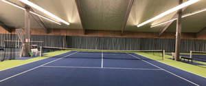 Tennisplätze neu